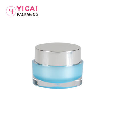 YC-G171 PMMA Cream Jars Containers