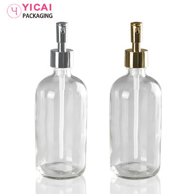 YC-B67 plastic pet cosmetic bottles for body lotion packaging