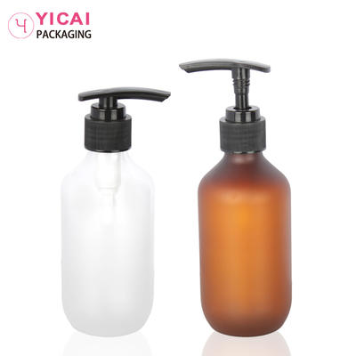 YC-P5 plastic pet cosmetic bottles for body lotion packaging