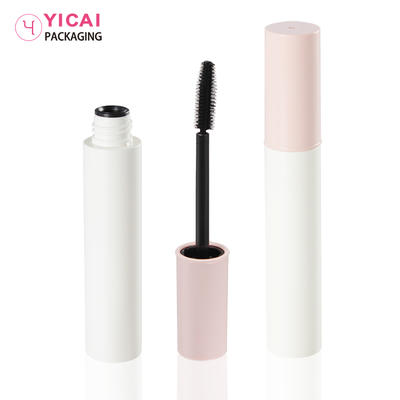 Lip Gloss Tubes Transparent Acrylic Cosmetic Empty Tube Custom Logo Tube Containers